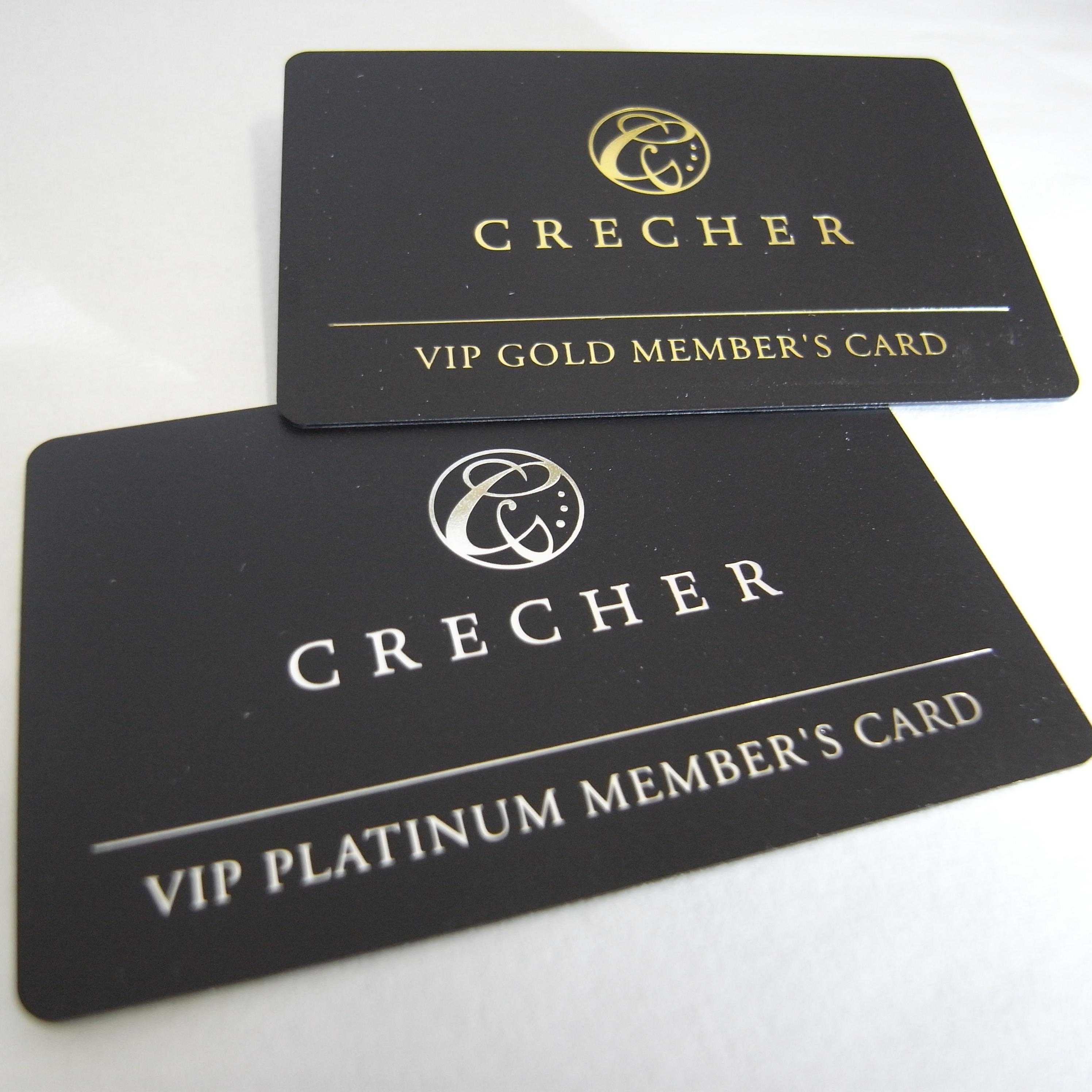 クレシェール様VIPカード