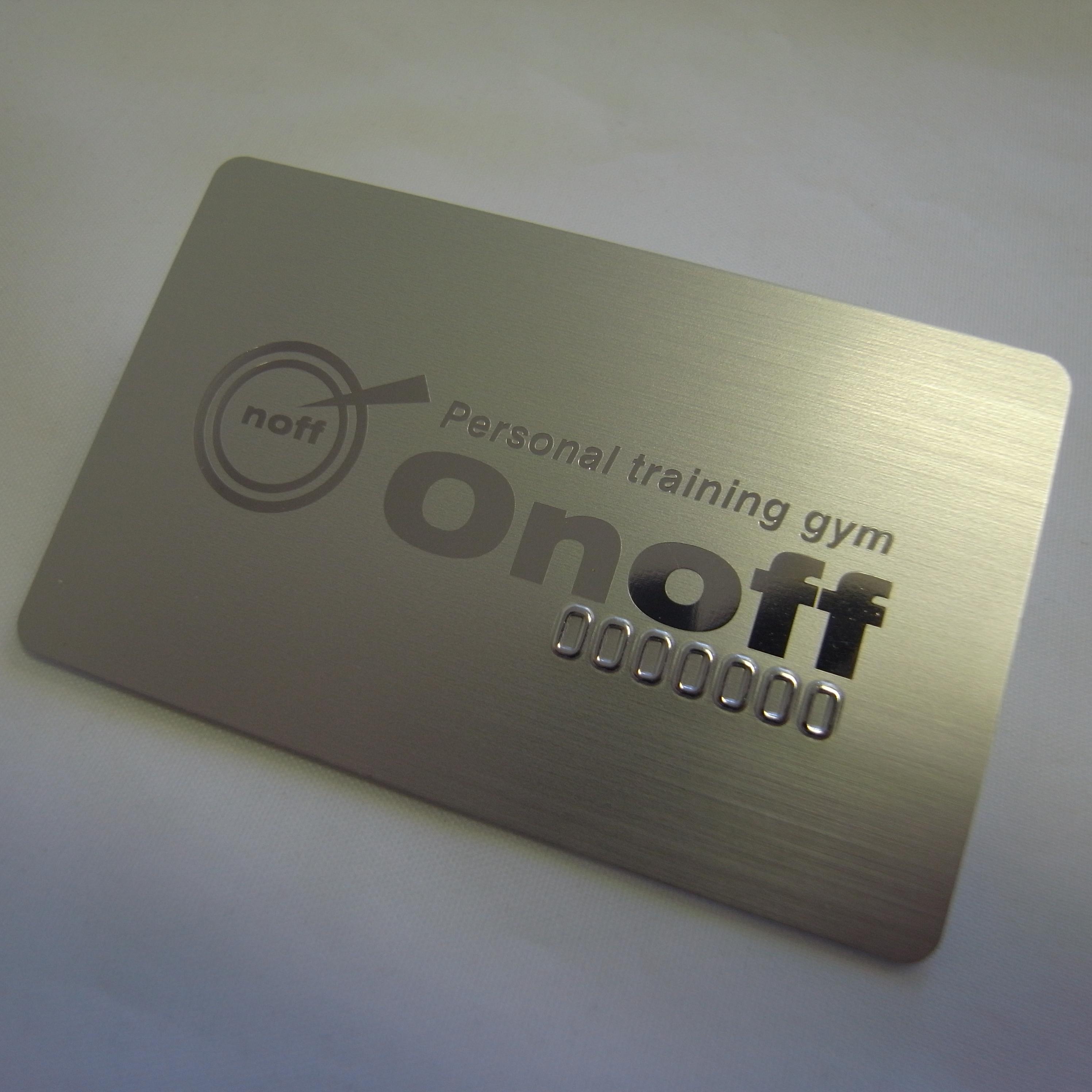 Onoffメンバーズカード