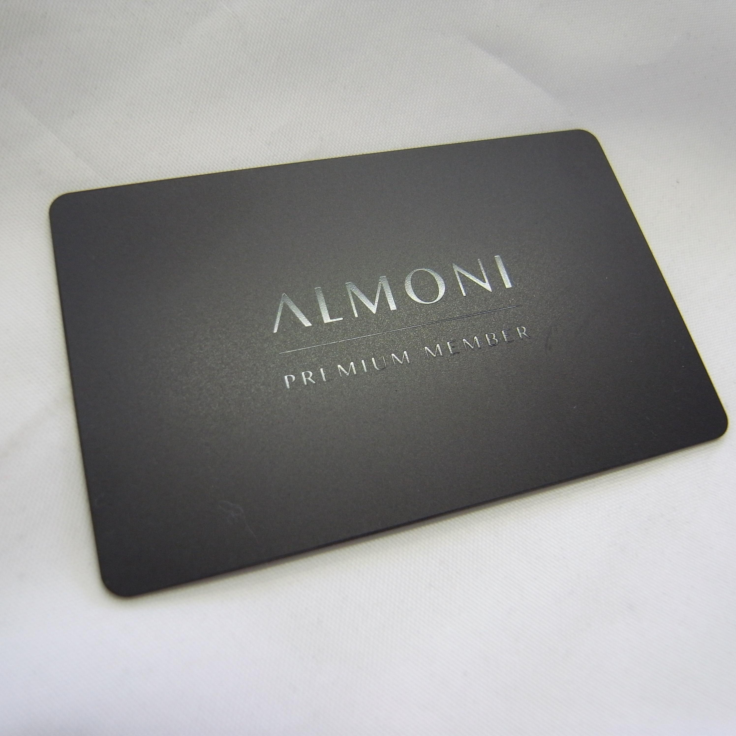 ALMONI メンバーズカード