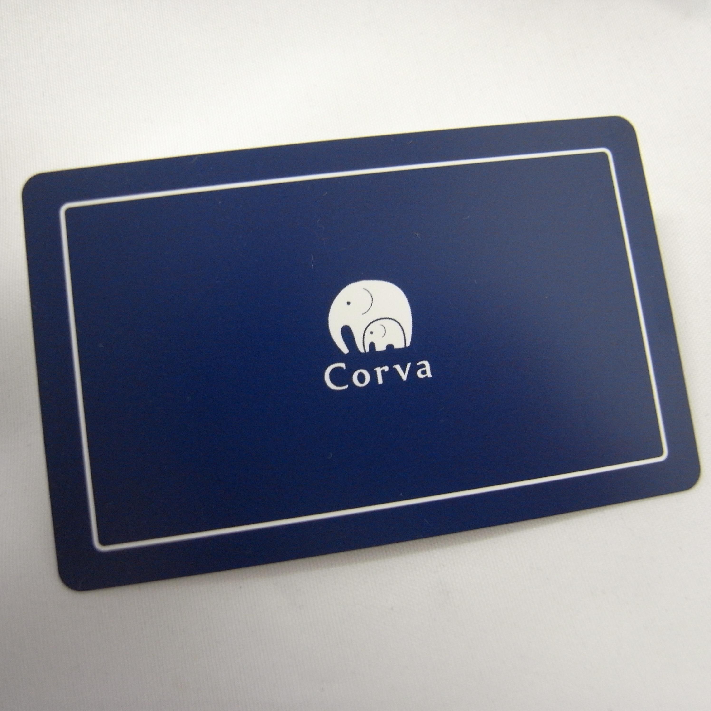 おそろい・お出かけ服 Corva会員カード