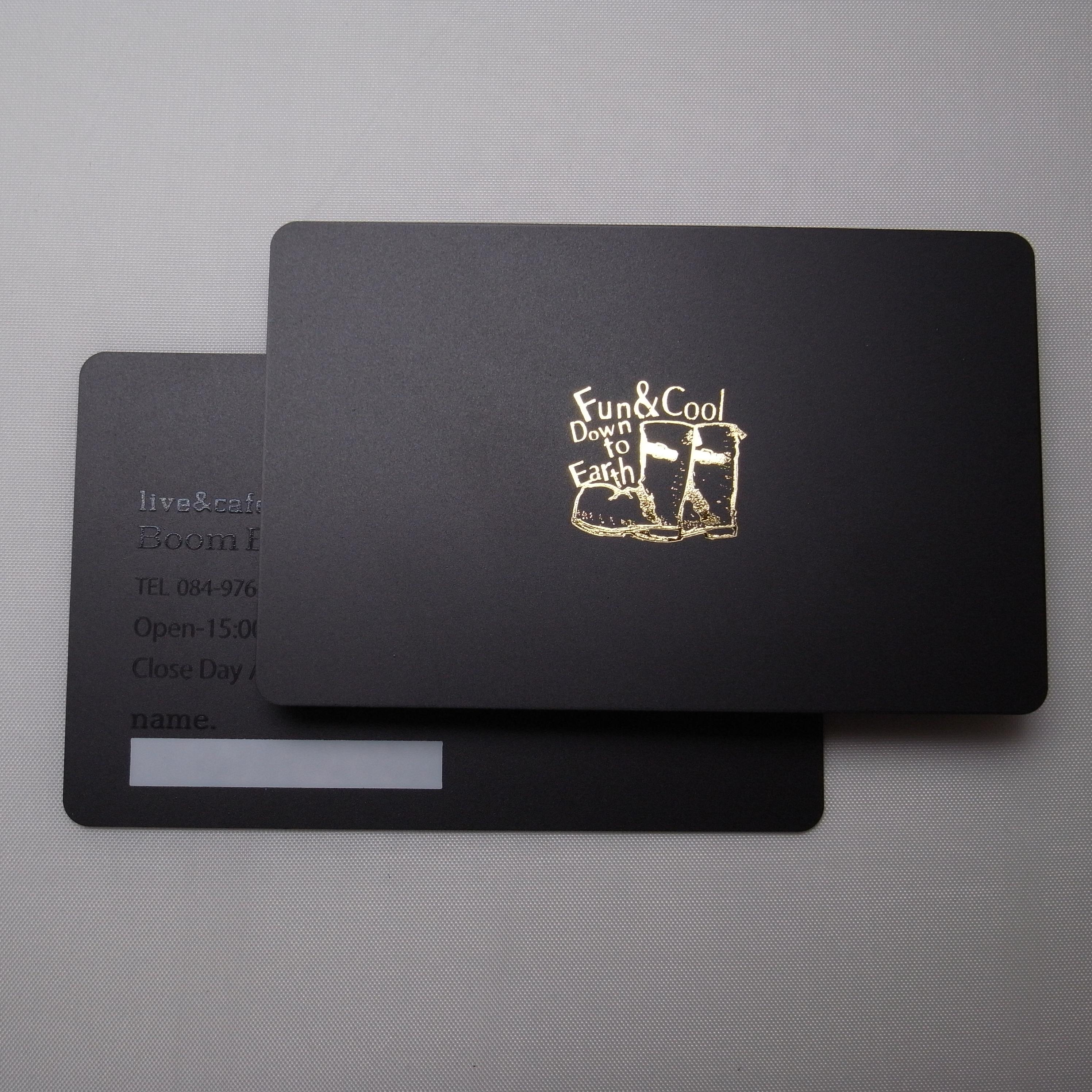 Omit会員カード