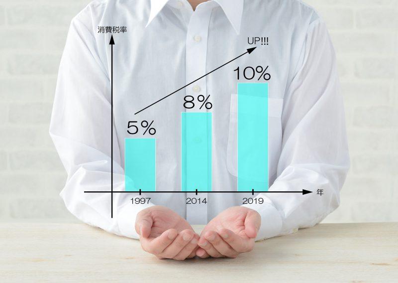増税イメージ画像