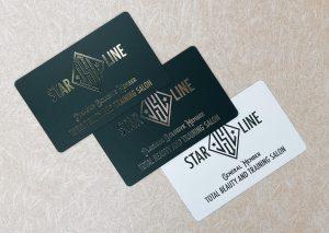スターラインカード3種